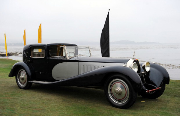 6. 1931 bugatti royale kellner coupe | r.h.qc